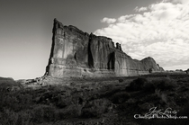 My best Ansel Adams attempt in Arches National Park