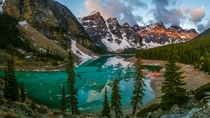 My contribution to the rEarthPorn Moraine Lake Collection