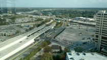 My doctors office has a great view of I-Acosta Expwy - Jacksonville FL