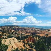 My family recently got back from a trip to the southwestern USA Heres Bryce Canyon Southern Utah