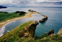 My familys yearly holiday location Castlepoint New Zealand