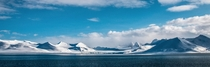 My father went to Svalbard earlier this year Stunning snowy landscapes  by Stephen Hutchins