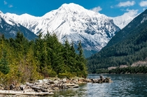 My favorite camping spot in the world Lake Revelstoke British Columbia Canada
