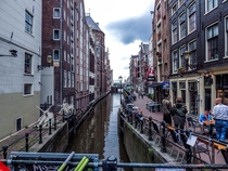 My favorite city in the world Amsterdam