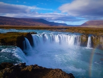 My favorite foss in Iceland Goafoss
