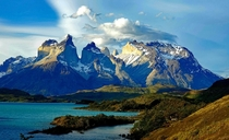 My favorite from last months visit to Torres Del Paine Patagonia A photographers dream destination OC