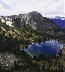 My favorite hiking experience ever was to this small mountain lake Cascades WA