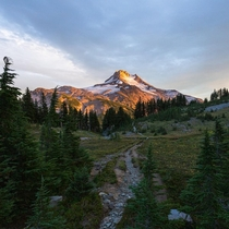 My Favorite Mountain On The Pacific Crest Trail Mt Jefferson Oregon  ignatureprofessor
