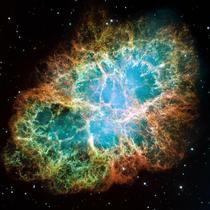 My Favorite Nebula Crab Nebula