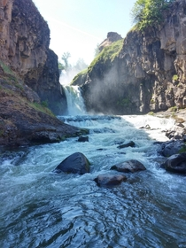 My favorite of the White River Falls Oregon