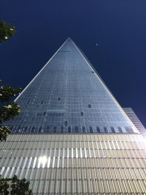 My favorite perspective of the Freedom Tower  architects Daniel Libeskind and David Childs