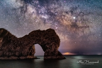 My First Attempt at Durdle Door England
