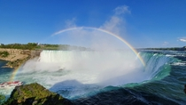 My first ever sunny day in Niagara Falls Wasnt disappointed -  x