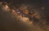 My First Milky Way Core shot of