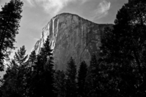 My first personal Earth Porn photo hope you like it Mystical El Capitan Yosemite National Park