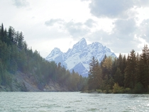 My first post The Grand Tetons Grand Teton National Park WY