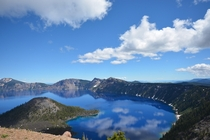 My first step into Crater Lake made me want to move there forever  OC