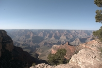 My first trip to the Grand Canyon