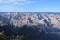 My first trip to the Grand Canyon AZ did not disappoint South rim near Verkamps visitor center Incredible