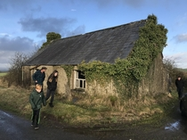 My great grandfathers old school house in Ireland