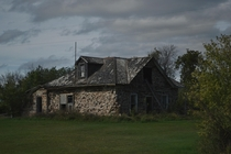 my great grandmas family home Shes turning  this year