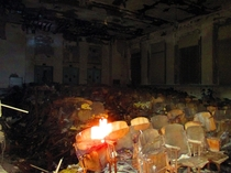 My high school auditorium