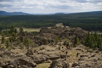 My new favorite place Klamath County Badlands Oregon