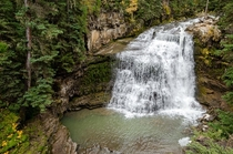 My own little slice of heaven Ousel Falls MT  Photographed by Brian Stasevich