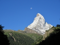 My personal favourite from this summer Matterhorn Zermatt Swizerland