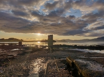 My picture from castle stalker near Oban this sub doesnt allow gallery posts so could only pick one
