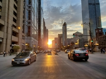 My shitty version of Chicagohenge