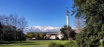 My Universitys campus Santiago Chile
