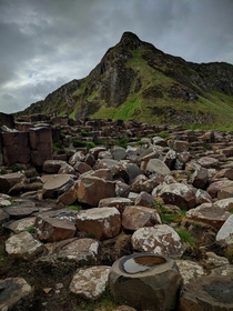 My visit to the Giants Causeway May  - Bushmills Northern Ireland