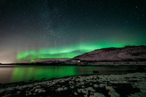 My wife took me to see the Northern Lights Iceland for Christmas - Best present yet