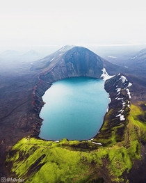 Mystic Land - Icelandic Highlands truly look like a different planet  - Instagram hrdur