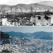 Nagasaki  - Long Cape City  years after the Atomic Bomb destroyed everything