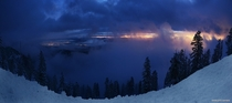 Nah but seriously dat RenoTahoe commute delivers on a near daily basis