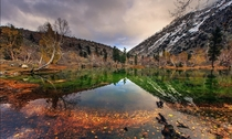 Naltar Lake  Naltar Valley Pakistan  By Syed Mehdi Bukhari