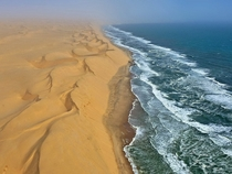 Namibia Where desert meets water