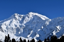 Nanga Parbatthe ninth highest mountain in the world