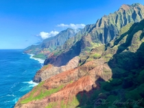 Napali Coast - Kauai Hawaii