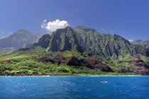 Napali coast Kauai island Hawaii by Marko Erman