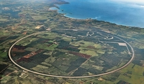 Nardo Ring high-speed test track in Italy