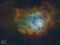 Narrowband Lagoon