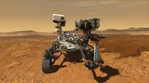 NASA plans to go to Mars with their new Persevere Rover