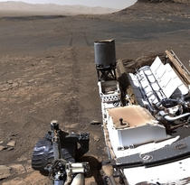 NASA releases Curiositys  Billion pixel mars panorama