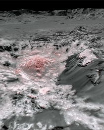 NASAs Dawn spacecraft gave scientists extraordinary close-up view of the dwarf planet Ceres which lies in main asteroid belt between Mars and Jupiter