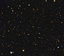 NASAs Hubble Space Telescope captures one of the largest panoramic views in the distant universe The field features approximately  galaxies about  of which are forming stars