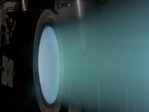 Nasas NEXT gridded ion thruster