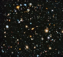 Nasas picture of a herd of galaxys